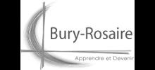 Logo BURY